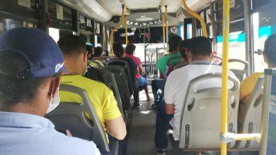 Photo of Ojo con los buses en Santa Marta