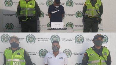 Photo of Policía capturó a dos con droga en Santa Marta