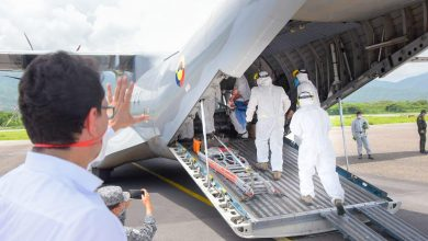Photo of Se espera un segundo vuelo para trasladar a cuatro pacientes: Gobernador Caicedo