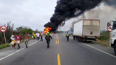 Photo of Muere en Valledupar la víctima #17 del camión cisterna que estalló en Puebloviejo