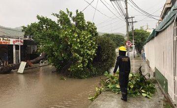 Photo of Más de 15 barrios afectados y dos muertos, dejan las lluvias en Santa Marta