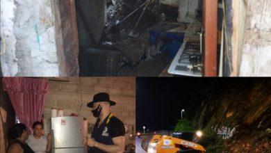 Photo of Ogricc recorrió zonas afectadas por fuerte lluvia en Santa Marta