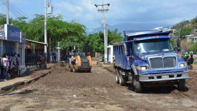 Photo of Inicia remoción de lodo tras lluvias en Santa Marta