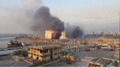 Photo of Al menos 73 personas murieron tras fuerte explosión en Beirut, capital de Líbano
