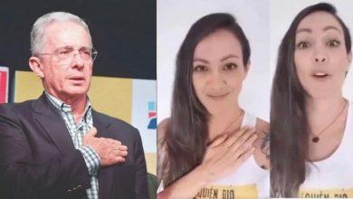 """Photo of """"Despide un mamerto"""" Tendencia en Twitter tras celebración de mujer ante domiciliaria de Uribe"""
