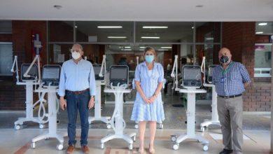 Photo of Administración Distrital ha entregado 40 los ventiladores artificiales a UCI de la ciudad