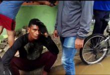 Photo of Lo cogieron robando en pleno aguacero