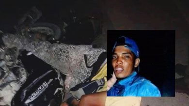 Photo of Muere a bala un motociclista en la Zona Bananera