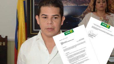 Photo of Alianza Verde ratifica suspensión del diputado Carlos Julio Díaz Granados