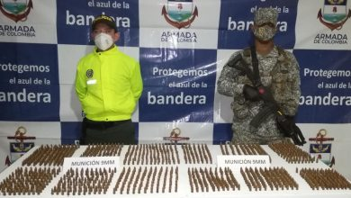 Photo of Hallan depósito ilegal con material de guerra en Sucre