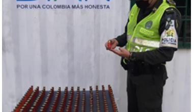 Photo of Incautan cartuchos para escopeta y marihuana en Las Tinajas