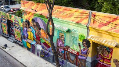 Photo of Arranca segunda fase del Proyecto 'La Ruta de los Murales' en el Centro Histórico