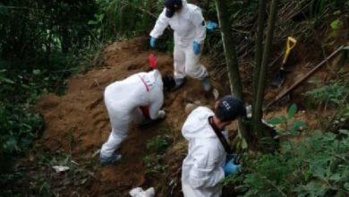 Photo of Exhuman cuerpo de menor de edad enterrado hace dos años