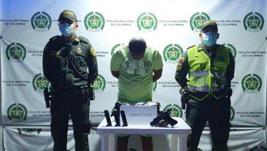 Photo of Cayó por hurto y porte de armas de fuego