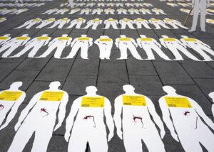Photo of Incrementó asesinato a líderes durante el primer semestre del 2020