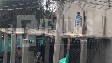 Photo of Muere electrocutado un maestro de obra en el barrio Santana