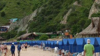 Photo of Más de 8 mil personas regresaron a las playas de Santa Marta