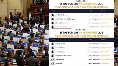 Photo of Senadores del Magdalena le negaron subsidio a microempresas