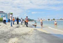 Photo of Con controles de bioseguridad y atención social Alcaldía se tomó las playas y ríos de la ciudad