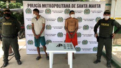 Photo of Capturados señalados de robarle a un menor el producido de una venta de empanadas