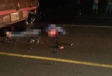Photo of Identificado el motociclista que anoche murió al estrellarse contra un camión