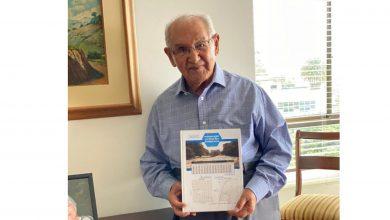 Photo of ¡Nunca es tarde para soñar! Ingeniero civil de 104 años, presentó su tesis Doctoral a U. de Manchester