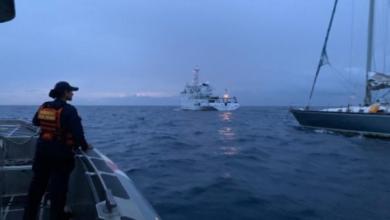 Photo of Rescatan a dos personas en aguas cercanas a Santa Marta