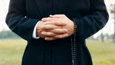 Photo of Capturan a sacerdote señalado de tener intimidad dentro de una iglesia