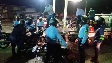 Photo of Autoridades frustran caravana alusiva al Halloween en Santa Marta
