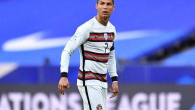 Photo of Cristiano Ronaldo, positivo por Covid-19