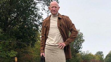 Photo of Hombre lleva 4 años usando falda y tacones para romper estereotipos