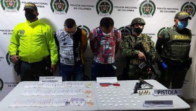 Photo of Agarraron alias 'Cabezón', de 'Los Pachencas' ymás buscados en Ciénaga