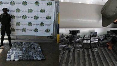 Photo of Incautan 60 kilos de coca en un contenedor en el Puerto Santa Marta