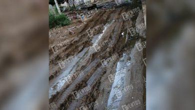 Photo of Denuncian que van tres aguaceros y nada que retiran el lodo en Colinas de El Pando