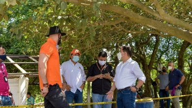 Photo of Gobernación advirtió a Invías y Cormagdalena sobre consecuencia del incumplimiento en obras para mitigar erosión en vía Salamina