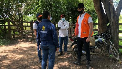 Photo of Avanza plan de acción para solucionar erosión en vía nacional Salamina – El Piñón