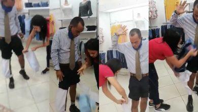 Photo of Lo pillaron robando ropa en un almacén de ropa en Barranquilla