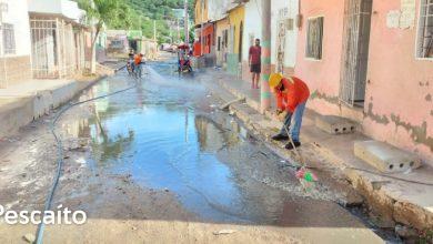 Photo of Realizan mejoras en el servicio de alcantarillado en puntos críticos de la ciudad