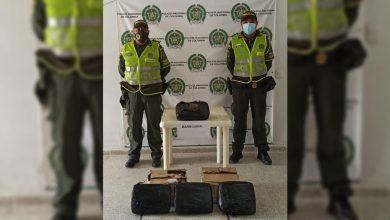 Photo of Incautan 10 mil dosis de marihuana 'encaletada' en bus de servicio público