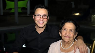 Photo of Sensible fallecimiento de doña Dora Omar, madre del Gobernador del Magdalena