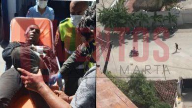 Photo of Herido a bala en Salguero no era ninguna víctima, se trata de un delincuente que pretendía robar en un apartamento