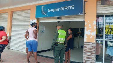 Photo of Con planes especiales de seguridad Policía interviene Fundación y Zona bananera