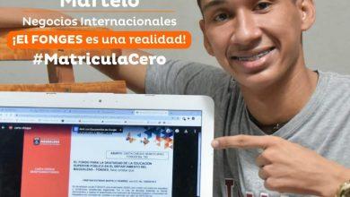 """Photo of """"El Fonges sí es una realidad con la Matrícula Cero"""": estudiantes beneficiados por la Gobernación"""