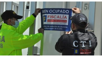 Photo of Aplican extinción de dominio a bienes de alias 'La Silla'