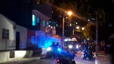 Photo of Dos hombres en moto, los autores del crimen a bala de esta noche en Gaira