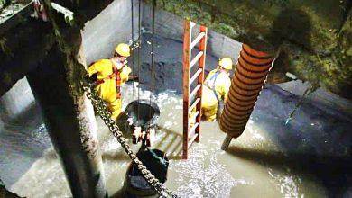 Photo of Continúan los mantenimientos periódicos en la Ebar Norte