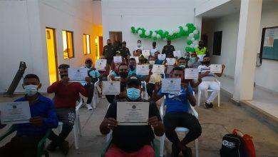 Photo of Policía del Magdalena certificó 43 promotores de convivencia y seguridad ciudadana