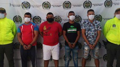 Photo of El Gaula agarró a 'Los Caballeros', banda dedicada al sicariato y extorsiones