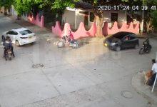 Photo of Pilló al marido con otra en el carro y para cogerlo le inventó una película a la Policía