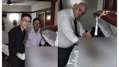 Photo of Despiden a empleados de funeraria por tomarse una foto con el cuerpo de Maradona